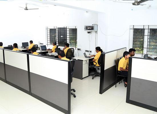 ECI SYSTEMS | Coimbatore